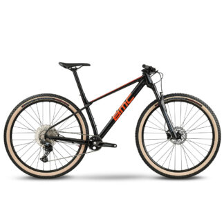 BMC Twostroke AL TWO - Black & Orange Flake