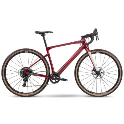 BMC URS FOUR Red