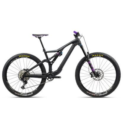Orbea Rallon M20 Black Black Purple