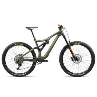 Orbea Rallon M20 Green Orange
