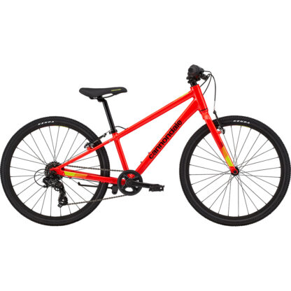 Cannondale Quick 24 Red