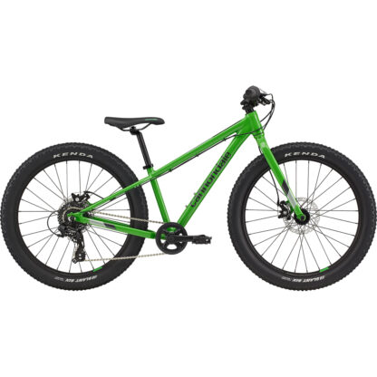 Cannondale Cujo 24+ Green