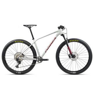 Orbea Alma H20 White Grey Metallic Red