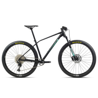 Orbea Alma H50 Black Ice Green