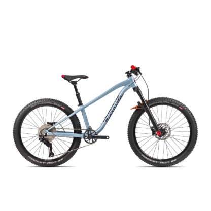 Orbea Laufey 27 H10 Blue Grey Bright Red