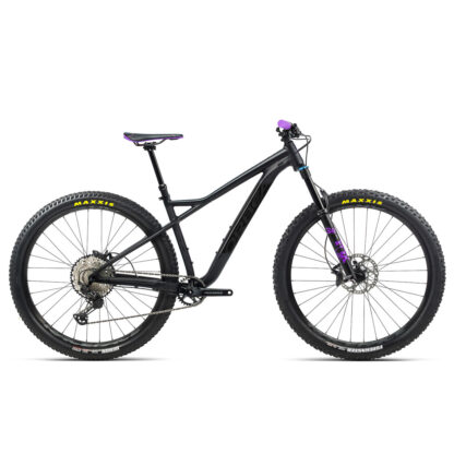 Orbea Laufey H-LTD Black Black Purple