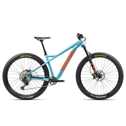Orbea Laufey H-LTD Blue Gulf Orange