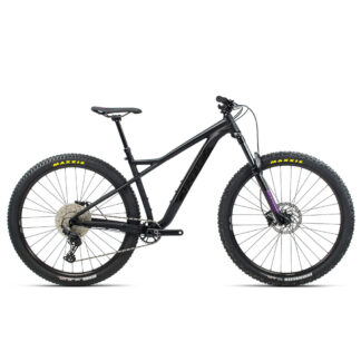 Orbea Laufey H30 Black Black Purple