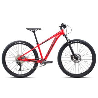 Orbea MX XS XC Bright Red Black