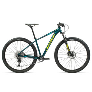 Orbea MX20 Ocean Yellow