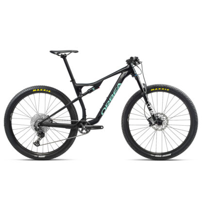 Orbea Oiz H30 Black Ice Green