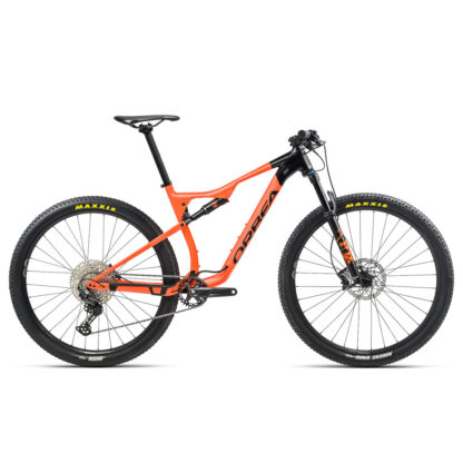 Orbea Oiz H30 Magma Orange Black