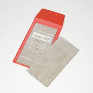Snoli Metal Wax Scraping Blade