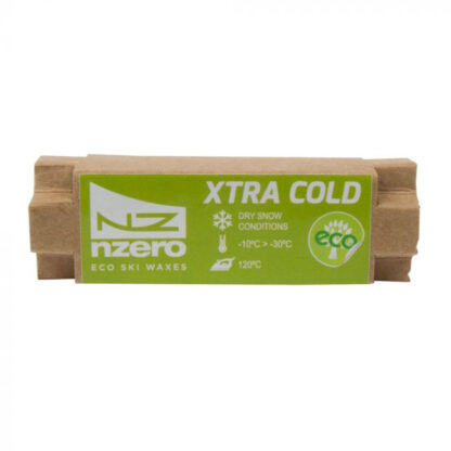 nzero eco ski wax xtra cold