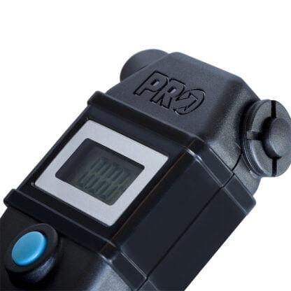 PRO Lufttrycksmätare digital med utbyttbart batteri
