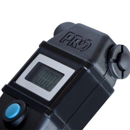 Lufttrycksmätare digital med utbyttbart batteri