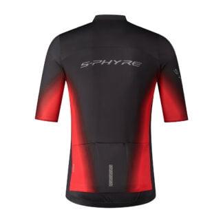 S-Phyre Leggera tröja SS röd